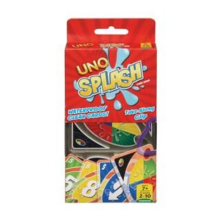 UNO Splash Card Game