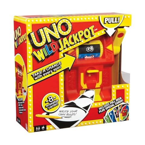 UNO Wild Jackpot Game - Multi