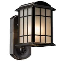 Black Series Wireless Led Porch Light Free Shipping On