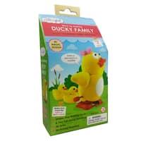 Wind-Up Walking Ducky Family
