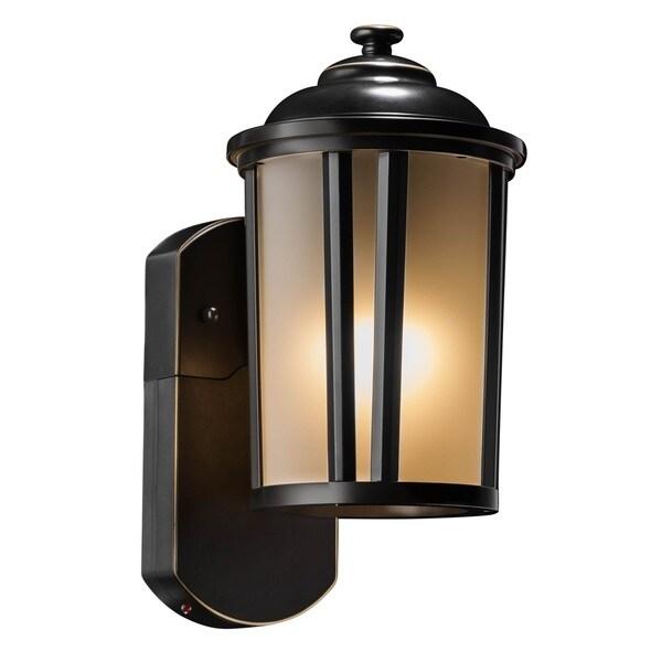 Maximus Smart Security Light Oil Rubbed Bronze Traditional Companion
