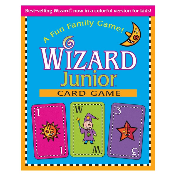 Wizard Junior Card Game