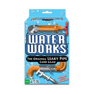 Classic Waterworks - Blue