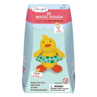 3D Magic Dough - Duck with Floatie