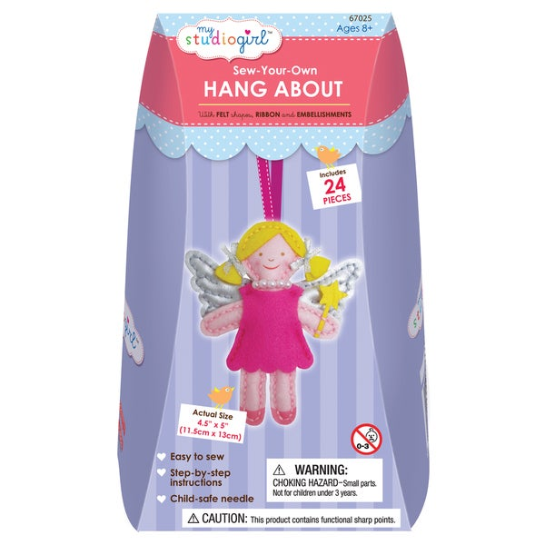 Sew-Your-Own Hang About - Angel