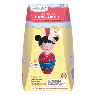 Sew-Your-Own Hang About - Japanese Girl