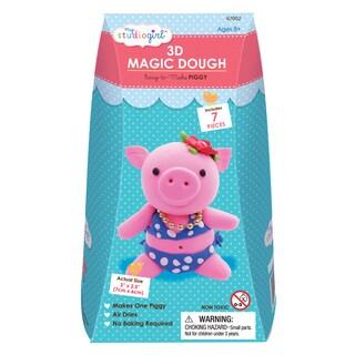 3D Magic Dough - Piggy