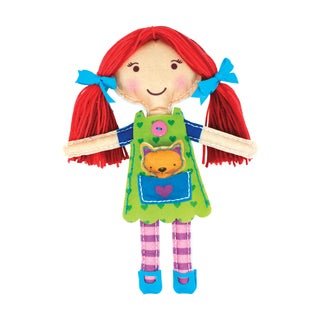Sew-Your-Own My Best Friend - Red Head