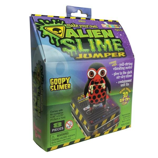 Make Your Own Alien Slime Jumper - Goopy Slimer
