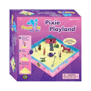 Grow it Play Set - Pixie Playland
