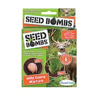 Seed Bombs - Wild Game Mixture