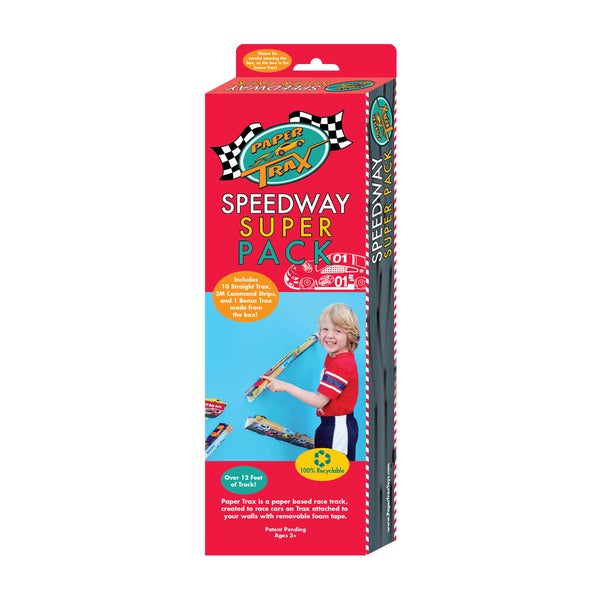 Paper Trax - Speedway Edition Super Pack