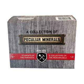 A Collection of Peculiar Minerals - Multi