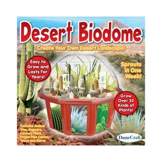 Dome Terrarium - Desert Biodome