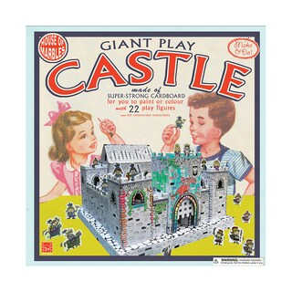 Giant Play Castle