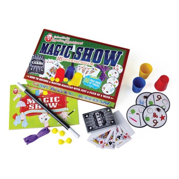 Professor Murphy's Emporium of Entertainment - Magic Show 125 Trick Box Set