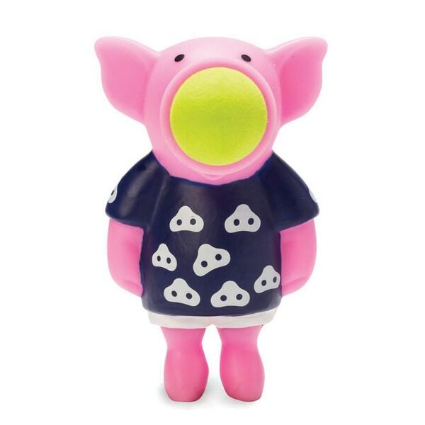 Pig Popper Key Chain