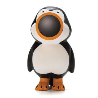 Penguin Popper Key Chain