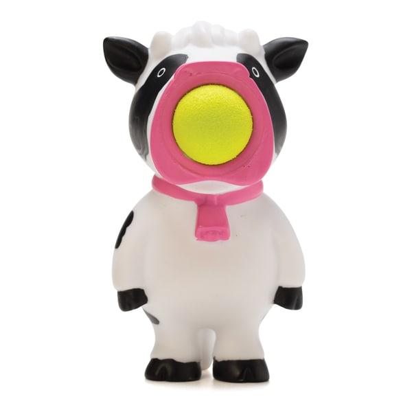 Cow Popper Key Chain