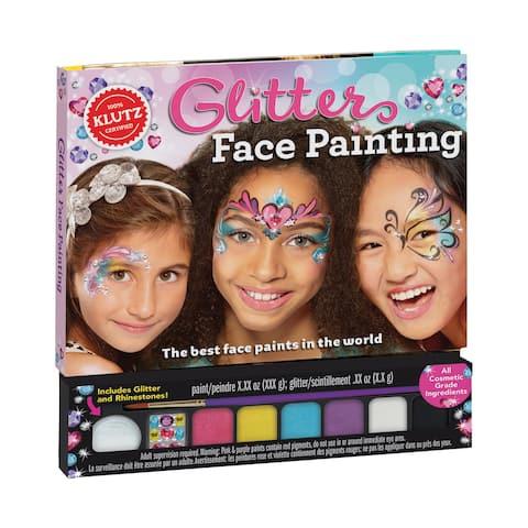 Glitter Face Painting - Multi