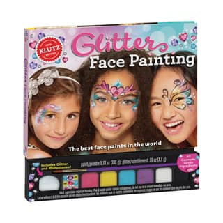 Glitter Face Painting|https://ak1.ostkcdn.com/images/products/15614819/P22048591.jpg?impolicy=medium