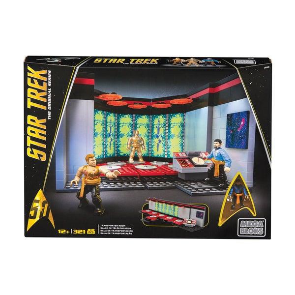 Star Trek the Original Series - Transporter Room: 321 Pcs