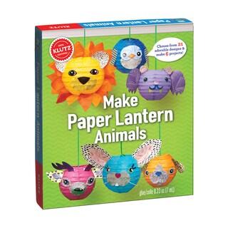 Make Paper Lantern Animals - Make Paper Lantern Animals