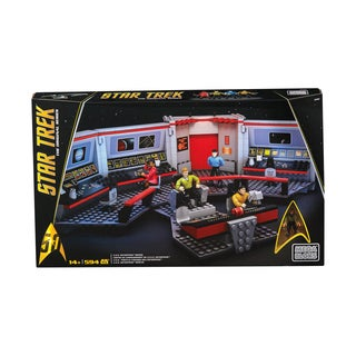 Star Trek the Original Series - U.S.S. Enterprise Bridge: 594 Pcs