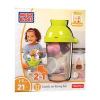 Fisher-Price Cookie Jar Baking Set: 21 Pcs