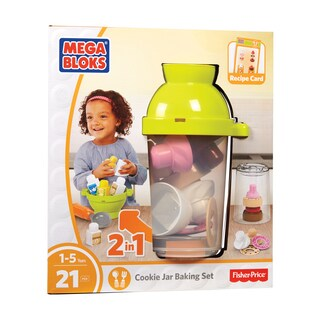 Fisher-Price Cookie Jar Baking Set: 21 Pcs
