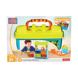 Fisher-Price Lunch Box Market: 31 Pcs