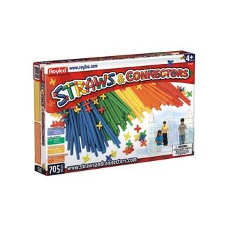 Straws & Connectors - 705 Piece Set
