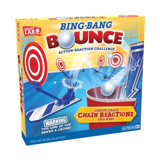 Bing-Bang Bounce Action-Reaction Challenge