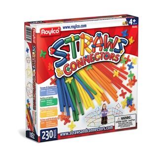 Straws & Connectors - 230 Piece Set