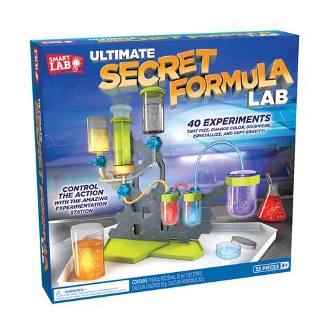 Ultimate Secret Formula Lab