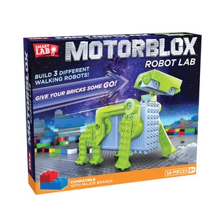 MotorBlox - Robot Lab - Green/Blue