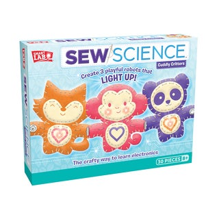 Sew Science - Cuddly Critters