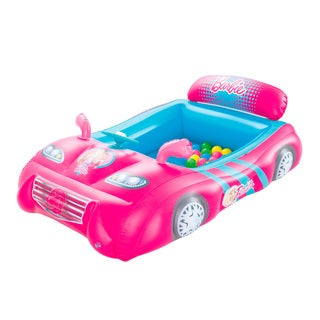 Bestway Barbie Sports Car Ball Pit