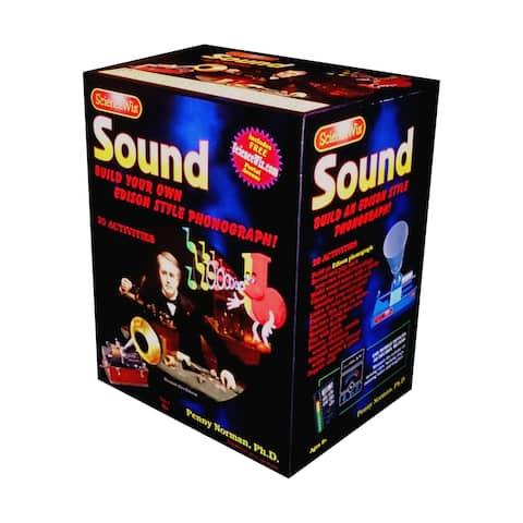 ScienceWiz Sound Kit - Black