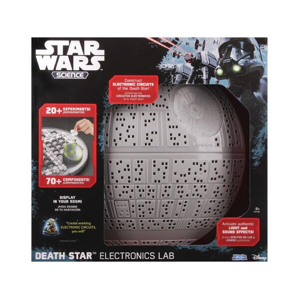 Star Wars Science - Death Star Electronics Lab