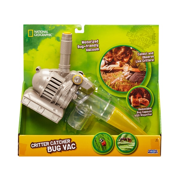 National Geographic Critter Catcher Bug Vac