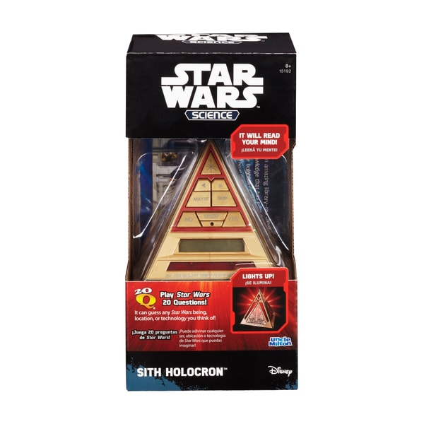 Star Wars Science - Sith Holocron 20Q