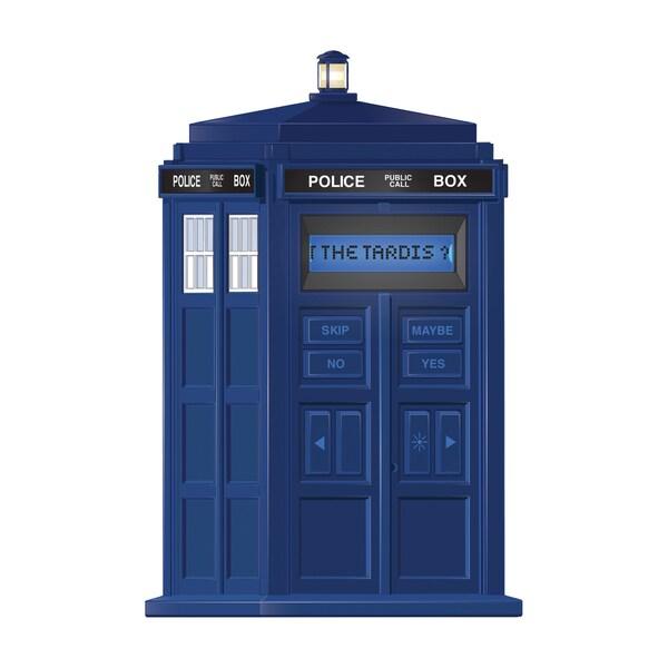 Doctor Who Tardis 20Q