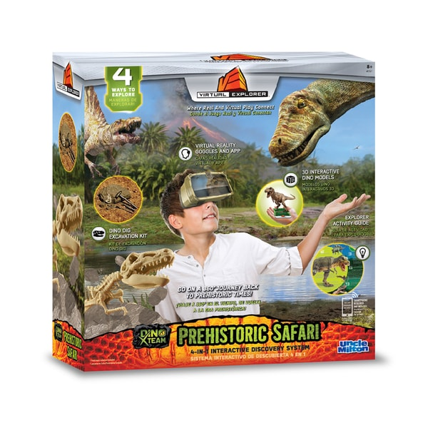Virtual Explorer Prehistoric Safari
