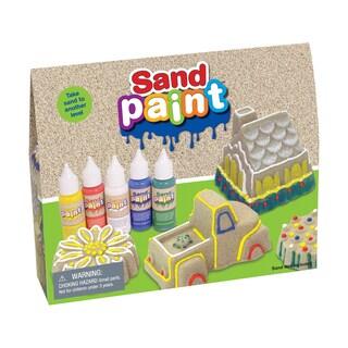 Sand Paint Primary Colors Set