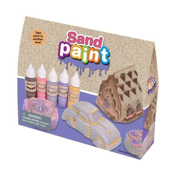 Sand Paint Decorator Set