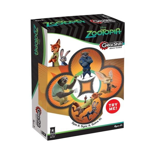 GearShift Brain Teaser - Disney Zootopia