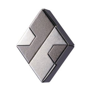 Hanayama Level 1 Cast Puzzle - Diamond