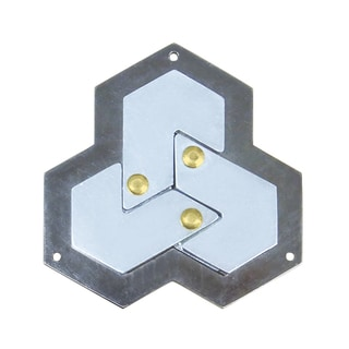 Hanayama Level 4 Cast Puzzle - Hexagon