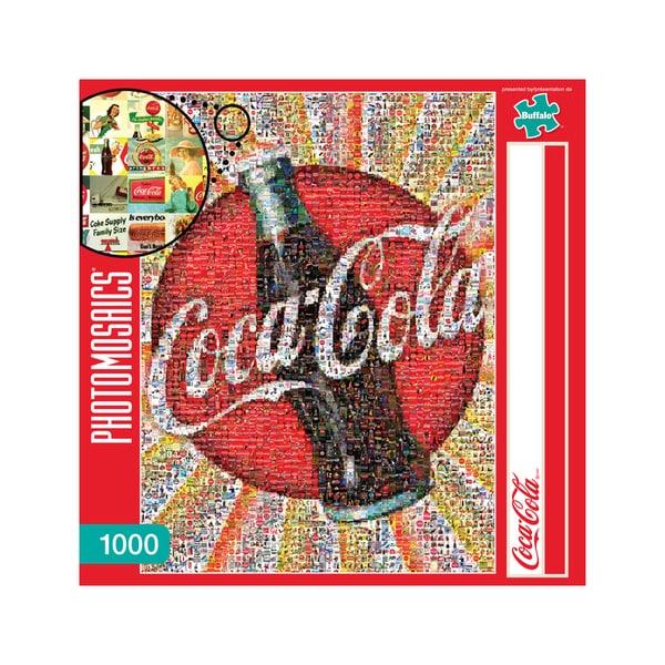 Photomosaics Jigsaw Puzzle - Coca-Cola: 1000 Pcs